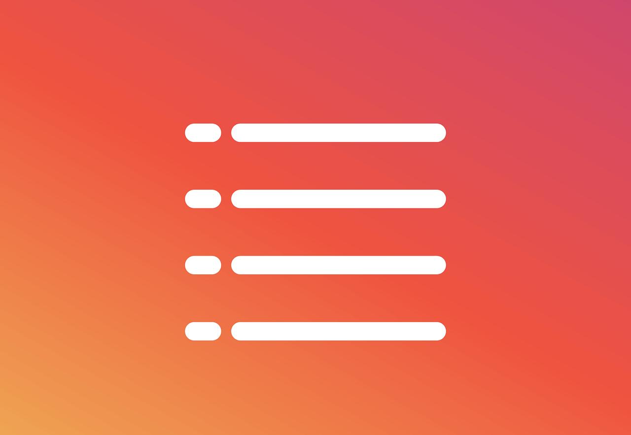 Создать два разных меню WordPress